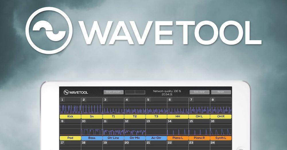 WaveTool - RF and Audio Monitoring Software
